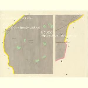 Brand - c4673-1-004 - Kaiserpflichtexemplar der Landkarten des stabilen Katasters