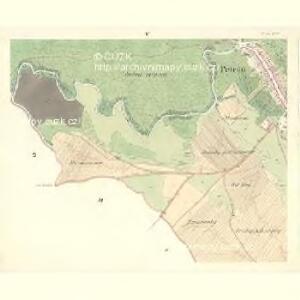 Petrau - m2261-1-005 - Kaiserpflichtexemplar der Landkarten des stabilen Katasters