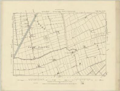 Norfolk LVI.SW - OS Six-Inch Map