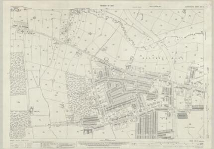 Warwickshire XXI.10 (includes: Coventry) - 25 Inch Map