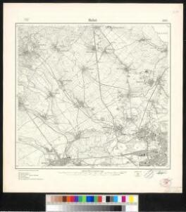 Meßtischblatt 3371 : Höchst, 1906