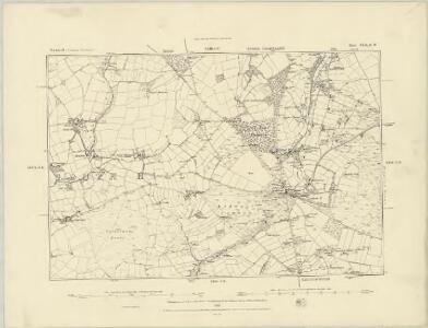 Cornwall XXVIII.NE - OS Six-Inch Map
