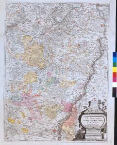 Die Grafschaft Hanau-Lichtenberg mit dem Departement Nieder-Elsas