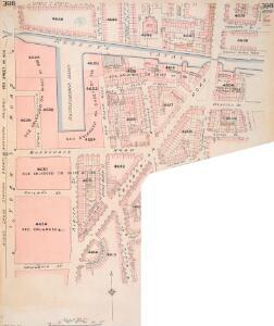 Insurance Plan of London Vol. xi: sheet 398-1