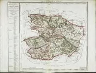 Département de Mayne [et] Loire