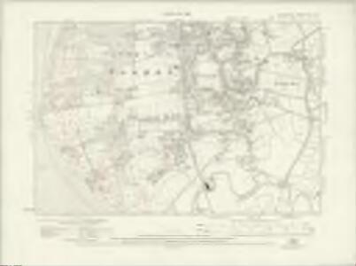 Lancashire XC.NE - OS Six-Inch Map