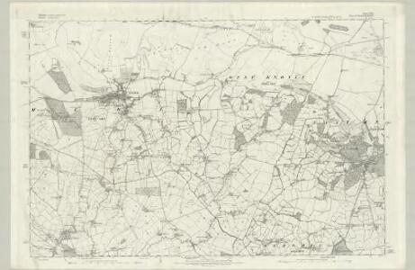Wiltshire LI - OS Six-Inch Map