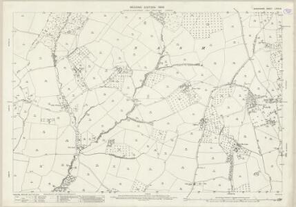 Shropshire LXXIX.15 (includes: Boraston; Burford; Greete; Nash; Whitton) - 25 Inch Map