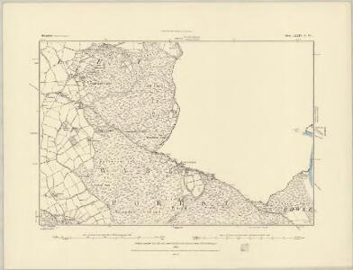Shropshire LXXIII.NE - OS Six-Inch Map