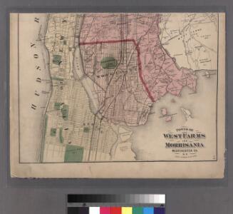 Morrisania, Westchester Co. N.Y.