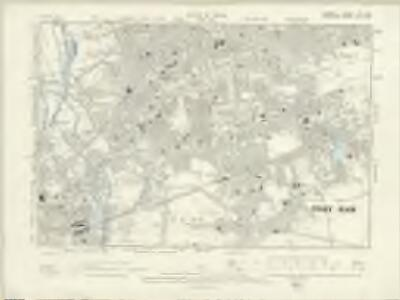 London VIII.NW - OS Six-Inch Map