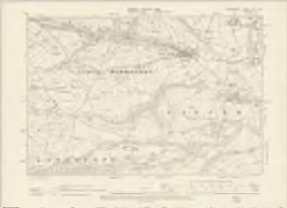 Derbyshire XVI.SE - OS Six-Inch Map