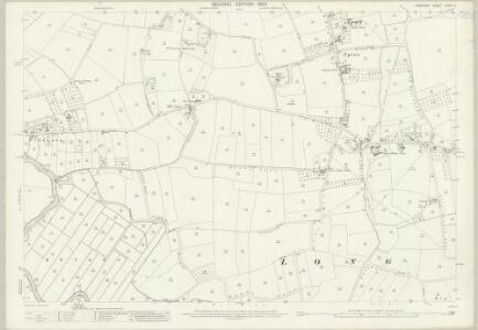 Somerset LXXIII.5 (includes: High Ham; Huish Episcopi; Long Sutton; Muchelney) - 25 Inch Map
