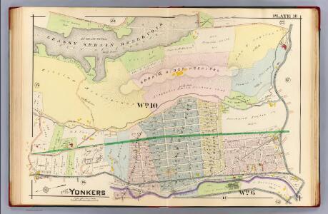16. Yonkers.
