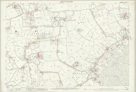 Somerset XI.1 (includes: Brockley; Cleeve; Yatton) - 25 Inch Map