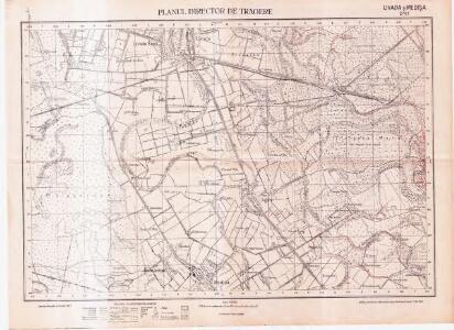 Lambert-Cholesky sheet 2781 (Livada și Medișa)