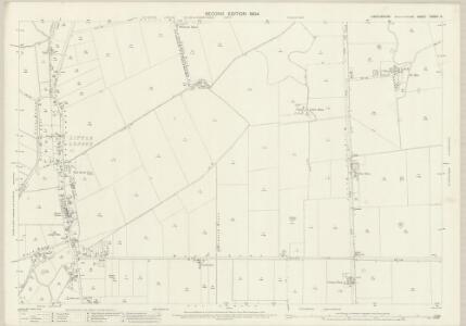 Lincolnshire CXXXVI.14 (includes: Little Sutton; Long Sutton; Lutton; Sutton Bridge) - 25 Inch Map