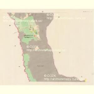 Mauthaus (Meyto) - c4927-1-003 - Kaiserpflichtexemplar der Landkarten des stabilen Katasters