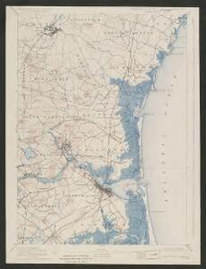 Newburyport quadrangle, Massachusetts