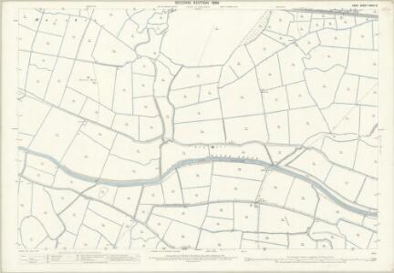 Kent XXXVII.5 (includes: Ash; Minster; Monkton) - 25 Inch Map