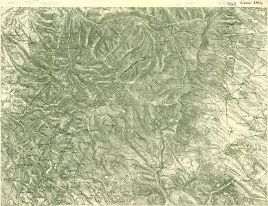 III. vojenské mapování 4862/1