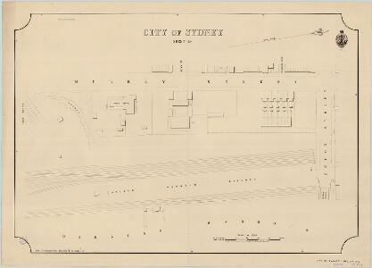 City of Sydney, Sheet L3, 1888