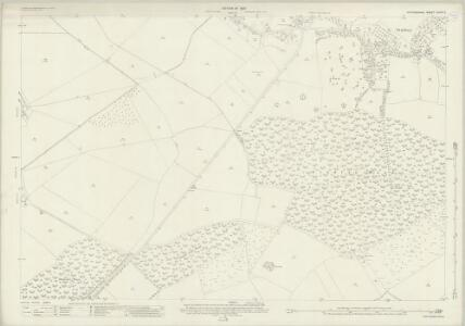 Oxfordshire XXXIV.2 (includes: Beckley and Stowood; Horton Cum Studley; Stanton St John) - 25 Inch Map