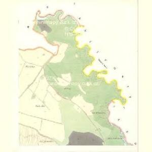 Wall - c8310-1-002 - Kaiserpflichtexemplar der Landkarten des stabilen Katasters