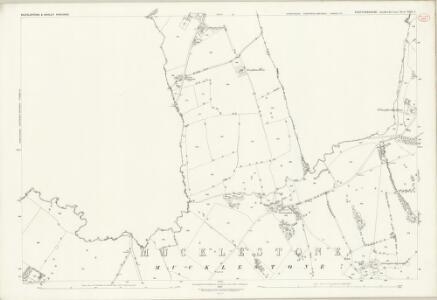 Staffordshire XXII.3 (includes: Ashley; Maer; Mucklestone; Woore) - 25 Inch Map