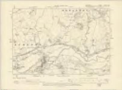 Shropshire LXXXIII.NE - OS Six-Inch Map