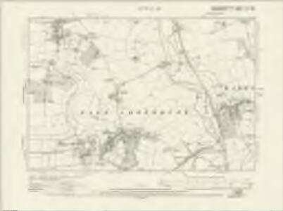Northamptonshire LXII.NW - OS Six-Inch Map