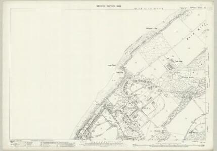 Somerset IV.3 (includes: Bristol; Clevedon; Walton In Gordano) - 25 Inch Map