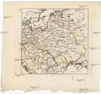 Polska za Stefana Batorego roku 1586