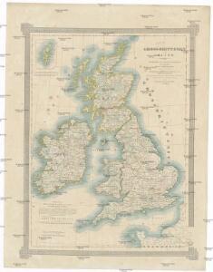 Gross-Britanien und Irland