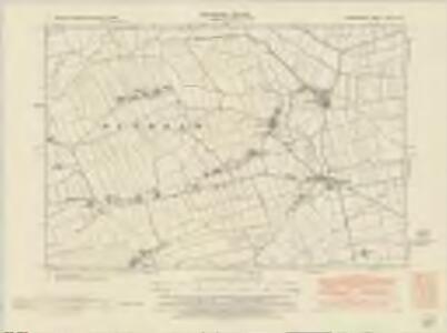 Cumberland XXVIII.NE - OS Six-Inch Map