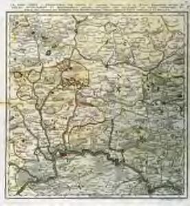 Pars II. exhibet continuationem partis palatinatus super: regiminis Straubing: et villam jmperialem Augusta Tiberii