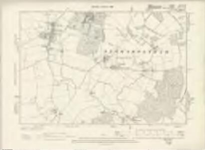 Essex VII.SE - OS Six-Inch Map