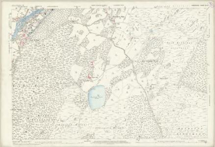 Lancashire XII.6 (includes: Haverthwaite; Staveley) - 25 Inch Map
