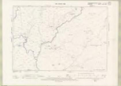 Kirkcudbrightshire Sheet XV.NW - OS 6 Inch map