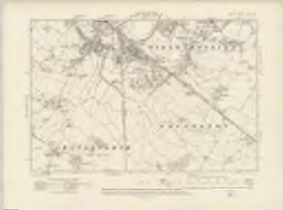 Kent LXV.SW - OS Six-Inch Map