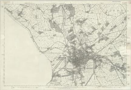 Cheshire XXXVIII - OS Six-Inch Map