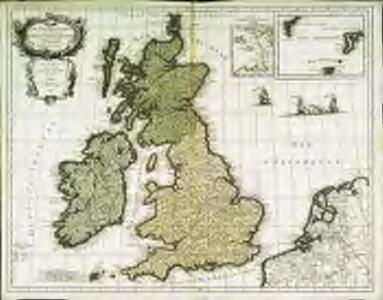 Les isles britanniques ou les royaumes d'Angleterre, d'Ecosse et d'Irlande
