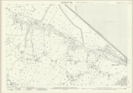 Flintshire II.11 (includes: Llanasa; Whitford) - 25 Inch Map