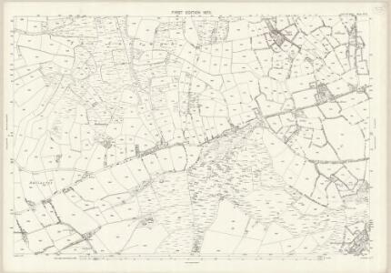 Isle of Man IV.11 - 25 Inch Map