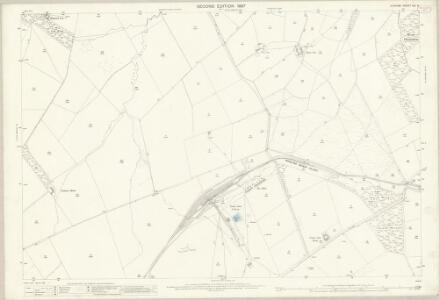 Durham XLI.5 (includes: Lynesack And Softley; South Bedburn) - 25 Inch Map