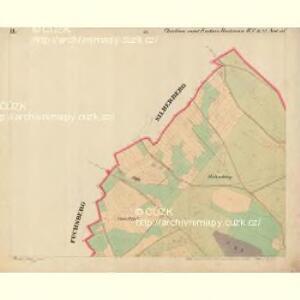 Chudiwa - c2670-1-002 - Kaiserpflichtexemplar der Landkarten des stabilen Katasters