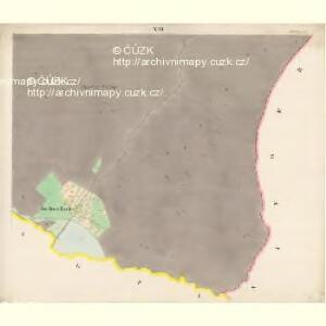 Althütten - c7262-1-012 - Kaiserpflichtexemplar der Landkarten des stabilen Katasters