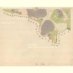 Luschnitz - c5945-2-007 - Kaiserpflichtexemplar der Landkarten des stabilen Katasters