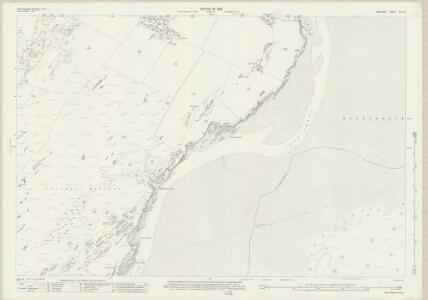 Anglesey XXI.12 (includes: Llangadwaladr; Newborough) - 25 Inch Map