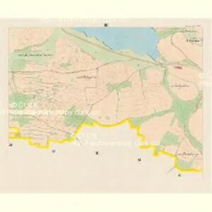 Nesamislitz - c5102-1-003 - Kaiserpflichtexemplar der Landkarten des stabilen Katasters